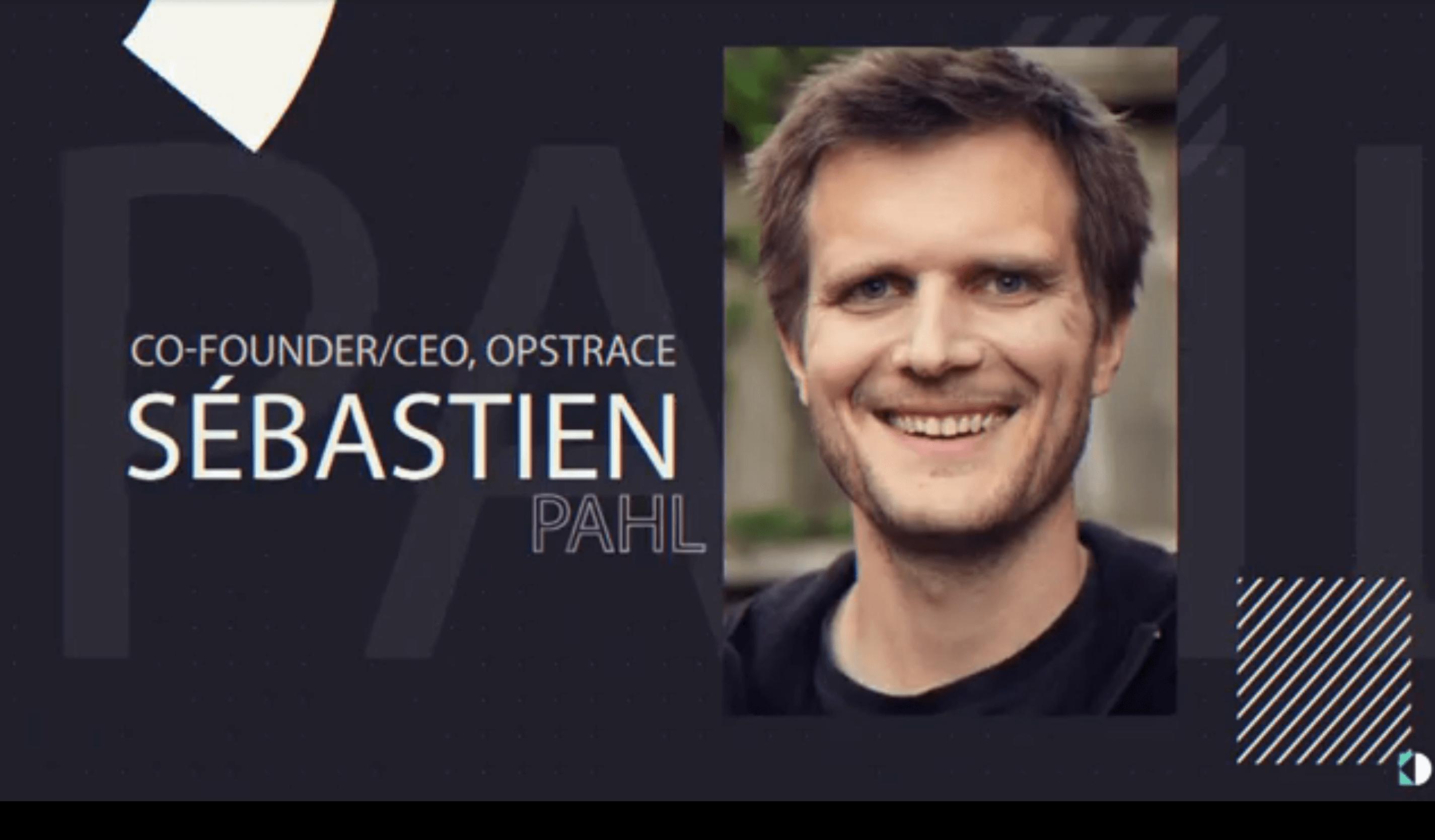 Sébastian Pahl featured on Data on Kubernetes