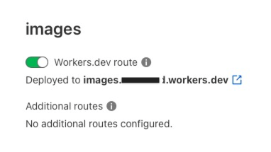 cloudflare image worker preview